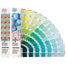 Pantone couleur pont gloss coated & non couché 2 book set. avec la dernière 112 couleurs