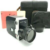 Soviet Quartz 1x8S-1 Vintage Movie Cine Camera Zenit Pandora-6 Lens Box Case SU