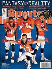 lcw Sports Illustrated 2013 Peyton Manning Demaryius Thomas Broncos No Label