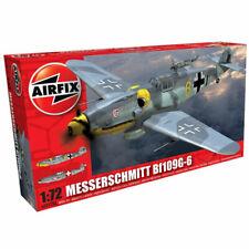 Airfix - A02029A - Messerschmitt Bf109G-6 - 1:72