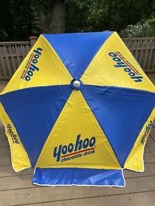 Yoo-Hoo Patio Umbrella with Extender Pole (BRAND NEW)