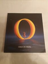 le Cirque du Soleil  O show tour book /  program