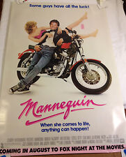 Mannequin movie Poster /promotional 1989 Fox TV Movie Night 27 X 40