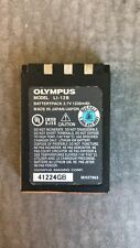 Olympus LI-12B Rechargeable Lithium-Ion Battery (3.7V 1230mAh)