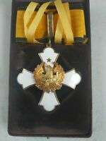 Greece - military (army) greek medal commander's badge, order of phoenix