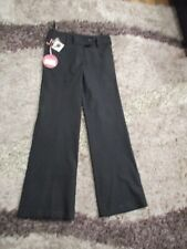 Womens Ladies Casablanca Smart Work Trousers Size 6 Black