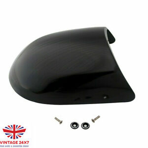 Royal Enfield GT Continental 650 cc Touring Dual Seat Cowl Black Fit For
