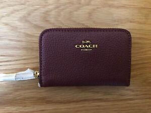 Coach Zip Around Purse Wallet RRP£75