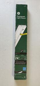NEW!! GENERAL ELECTRIC Premium 24 in. Fluorescent Under Cabinet Light Fixture