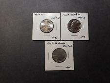 3 2013 AMERICA THE BEAUTIFUL QUARTERS P,D,S.FORT McHENRY N.M. UNC. CONDITION