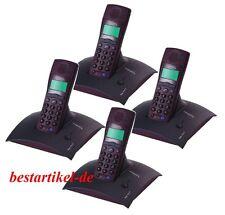 Swisscom TOP A412 Schnurlos Analog Telefon AB Quattro