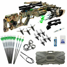 Excalibur Assassin 400 Td Ultimate Crossbow Package w/ Takedown Hard Case!