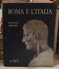 Roma E L'italia.Radices Imperii U.T.E.T