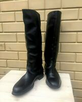 Soviet military boots. Chrome army boots USSR. Soviet officer boots. Size 42.New