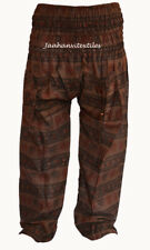 Indian Traditional Cotton Boho Yoga Men Women Trouser Baggy Gypsy New Harem Pant