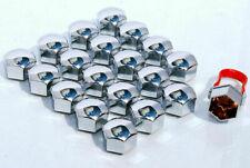 21mm 20 x Alloy Wheel Nut Caps, Bolt Covers FIT MERCEDES BENZ/ C E S R Universal