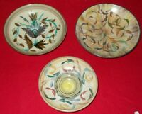 DENBY JUGS BOWLS MUGS TRAYS SIGNED GLYN COLLEDGE VARIOUS SIZES - SELECT ITEM