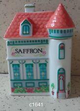 Lenox Spice Village SAFFRON spice jar - new never used