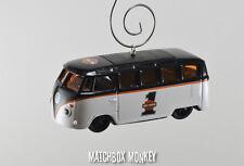 Harley Davidson VW Panel Truck Bus Van Samba Kombi T2 Custom Christmas Ornament