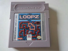GameBoy Spiel - Loopz (PAL) (Modul)