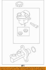 FORD OEM-Brake Master Cylinder 8A8Z2140A