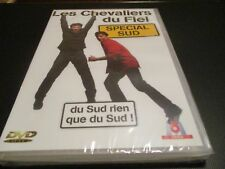 "DVD NEUF ""LES CHEVALIERS DU FIEL - SPECIAL SUD"" spectacle"