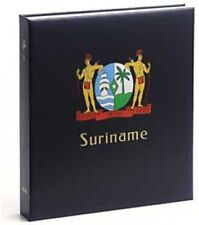 Davo 1141 Luxe band postzegelalbum  Suriname I