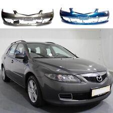 Mazda 6 2005-2007 vorne Stoßstange in Wunschfarbe lackiert, NEU!