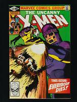 The Uncanny X-men 142 comic by Marvel in Near Mint