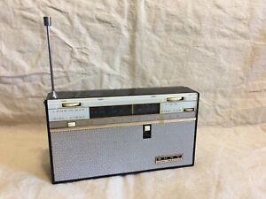 Vintage Sony Transistor Shortwave Radio and Sanyo Transistor 7