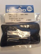 Hirobo Parts - Stabilizer Blade 0403-212 / NEW Helicopter Nitro RC