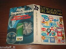 LIBRO/BOOK=ANNUARIO TUTTE LE MACCHINE DEL MONDO=TAM=1980/81 80/81=FOTOGRAFIE=