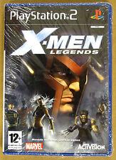 Videogame - X-Men Legends - PS2