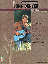 Best Of John Denver Easy Guitar Learn Play ANNIES SONG LYRICS CHORDS Music Book