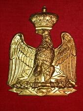 Plaque Napoléon aigle de la jeune garde
