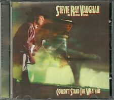 Vaughan, Stevie Ray couldn 't stand the weather MASTERSOUND Gold CD SBM senza slip