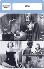 FICHE CINEMA : LES GRANDES ANNEES : 1950 - La Ronde,Rashomon,Stromboli