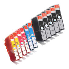 11+ PACK 564XL Ink Cartridge for HP Printer Photosmart 5510 5515 5520 5525