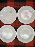 LILING CHINA  (4) DINNER PLATES RAPTURE PATTERN