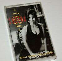 Sheena Easton What Comes Naturally (1991)  Cassette Tape