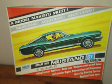 Renwal Ford Mustang Fastback  1/12