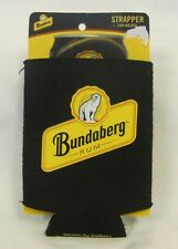 BUNDABERG  RUM  STRAPPER CAN STUBBY HOLDER WITH HAND SUPPORT