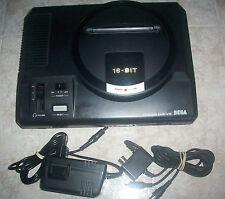 Megadrive Sega Videoconsola consola pal europea Mega Drive
