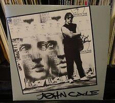 JOHN CALE / New Depression Music 2/5/84