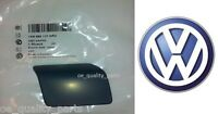 VW GENUINE OE GOLF V NEW FRONT HEAD LIGHT LAMP WASHER JET CAP COVER RIGHT SIDE