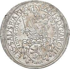 Lanz Austria Habsburg Salzburg Paris conde lodron táleros 1624 plata ± rrw2152