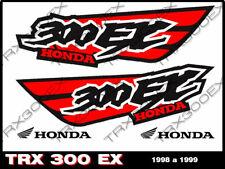 Etiquetas Honda TRX300EX