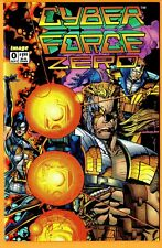 Cyber Force Zero-Image Comic Book - Issue # 0(1993)