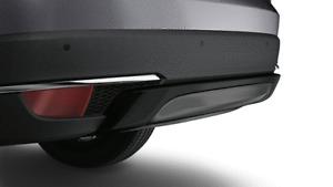 2019-2022 Honda Pilot Lower rear Bumper Trim Gloss Black OEM 08F03-TG7-100