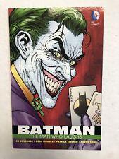 Batman: The Man Who Laughs | TPB Paperback (NM)(2009) Ed Brubaker